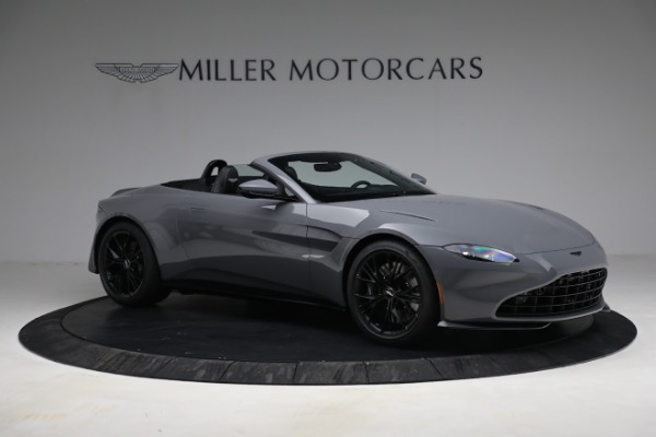 New 2021 Aston Martin Vantage Roadster for sale $180,286 at Pagani of Greenwich in Greenwich CT 06830 9