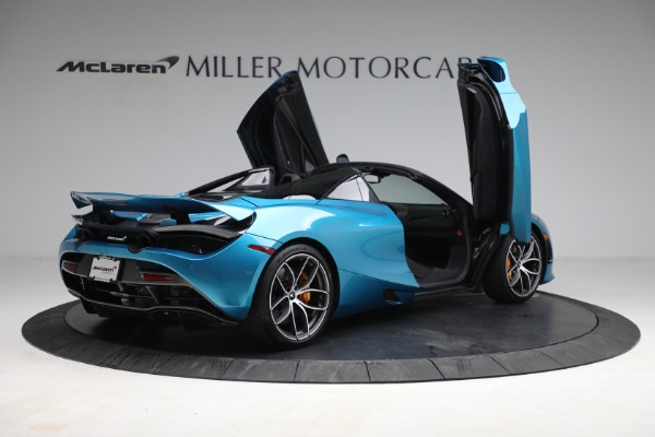 Used 2020 McLaren 720S Spider for sale $334,900 at Pagani of Greenwich in Greenwich CT 06830 17