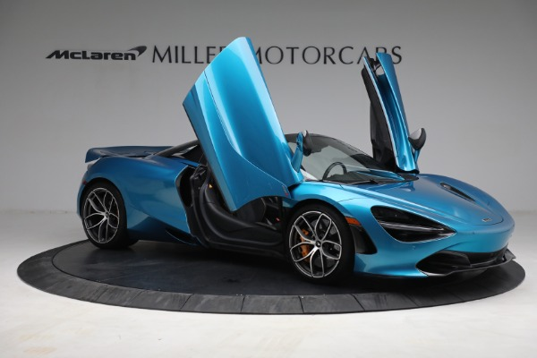 Used 2020 McLaren 720S Spider for sale $334,900 at Pagani of Greenwich in Greenwich CT 06830 19