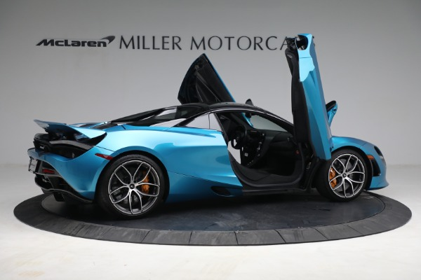 Used 2020 McLaren 720S Spider for sale $334,900 at Pagani of Greenwich in Greenwich CT 06830 26