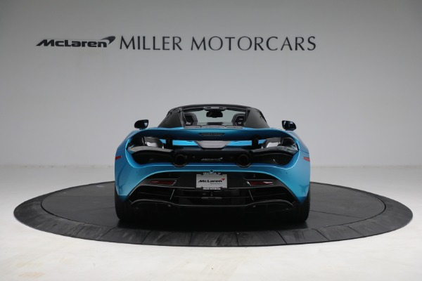 Used 2020 McLaren 720S Spider for sale $334,900 at Pagani of Greenwich in Greenwich CT 06830 5