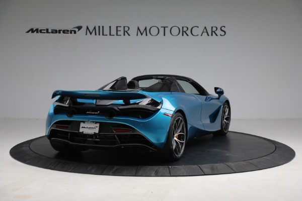 Used 2020 McLaren 720S Spider for sale $334,900 at Pagani of Greenwich in Greenwich CT 06830 6