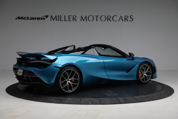 Used 2020 McLaren 720S Spider for sale $334,900 at Pagani of Greenwich in Greenwich CT 06830 7