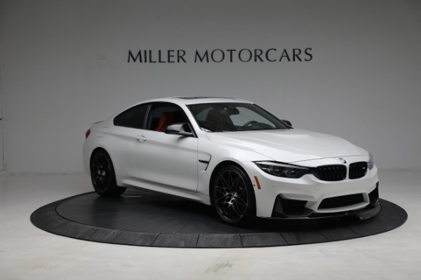 Used 2019 BMW M4 for sale $71,900 at Pagani of Greenwich in Greenwich CT 06830 10