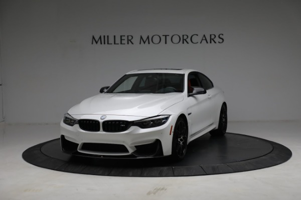 Used 2019 BMW M4 for sale $71,900 at Pagani of Greenwich in Greenwich CT 06830 12