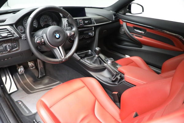 Used 2019 BMW M4 for sale $71,900 at Pagani of Greenwich in Greenwich CT 06830 14