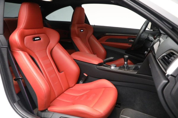 Used 2019 BMW M4 for sale $71,900 at Pagani of Greenwich in Greenwich CT 06830 19