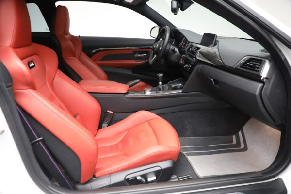 Used 2019 BMW M4 Competition for sale Call for price at Pagani of Greenwich in Greenwich CT 06830 20