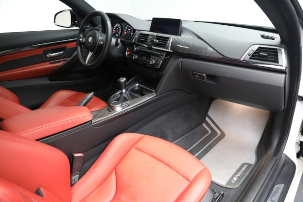 Used 2019 BMW M4 for sale $71,900 at Pagani of Greenwich in Greenwich CT 06830 21