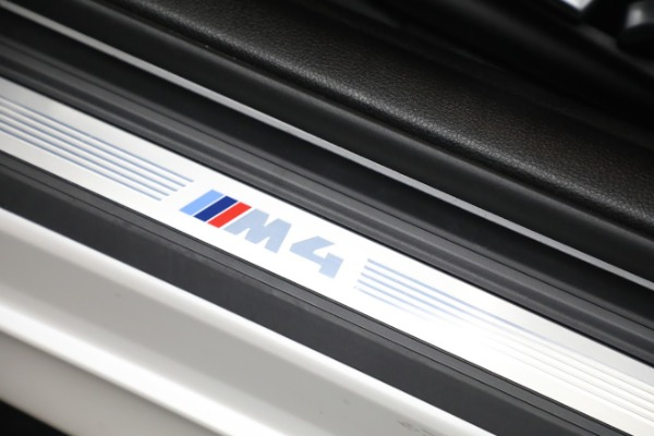 Used 2019 BMW M4 for sale $71,900 at Pagani of Greenwich in Greenwich CT 06830 26
