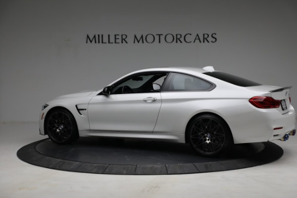 Used 2019 BMW M4 Competition for sale Call for price at Pagani of Greenwich in Greenwich CT 06830 3