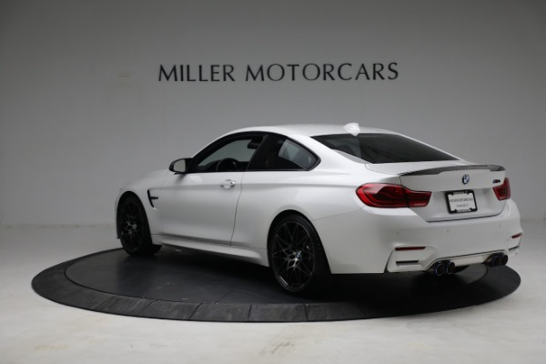 Used 2019 BMW M4 Competition for sale Call for price at Pagani of Greenwich in Greenwich CT 06830 4