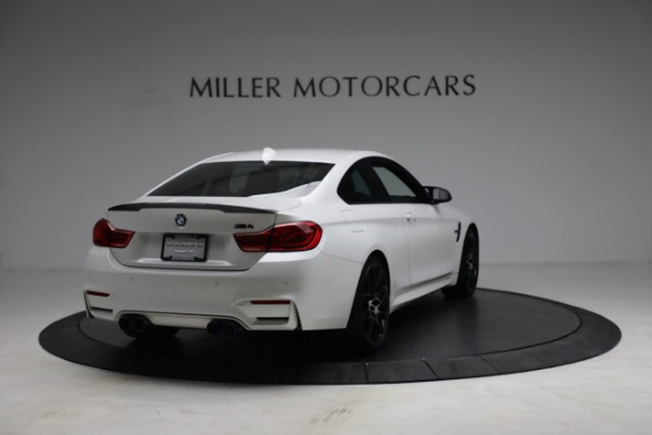 Used 2019 BMW M4 Competition for sale Call for price at Pagani of Greenwich in Greenwich CT 06830 6