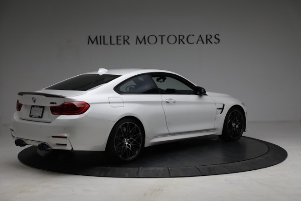 Used 2019 BMW M4 Competition for sale Call for price at Pagani of Greenwich in Greenwich CT 06830 7