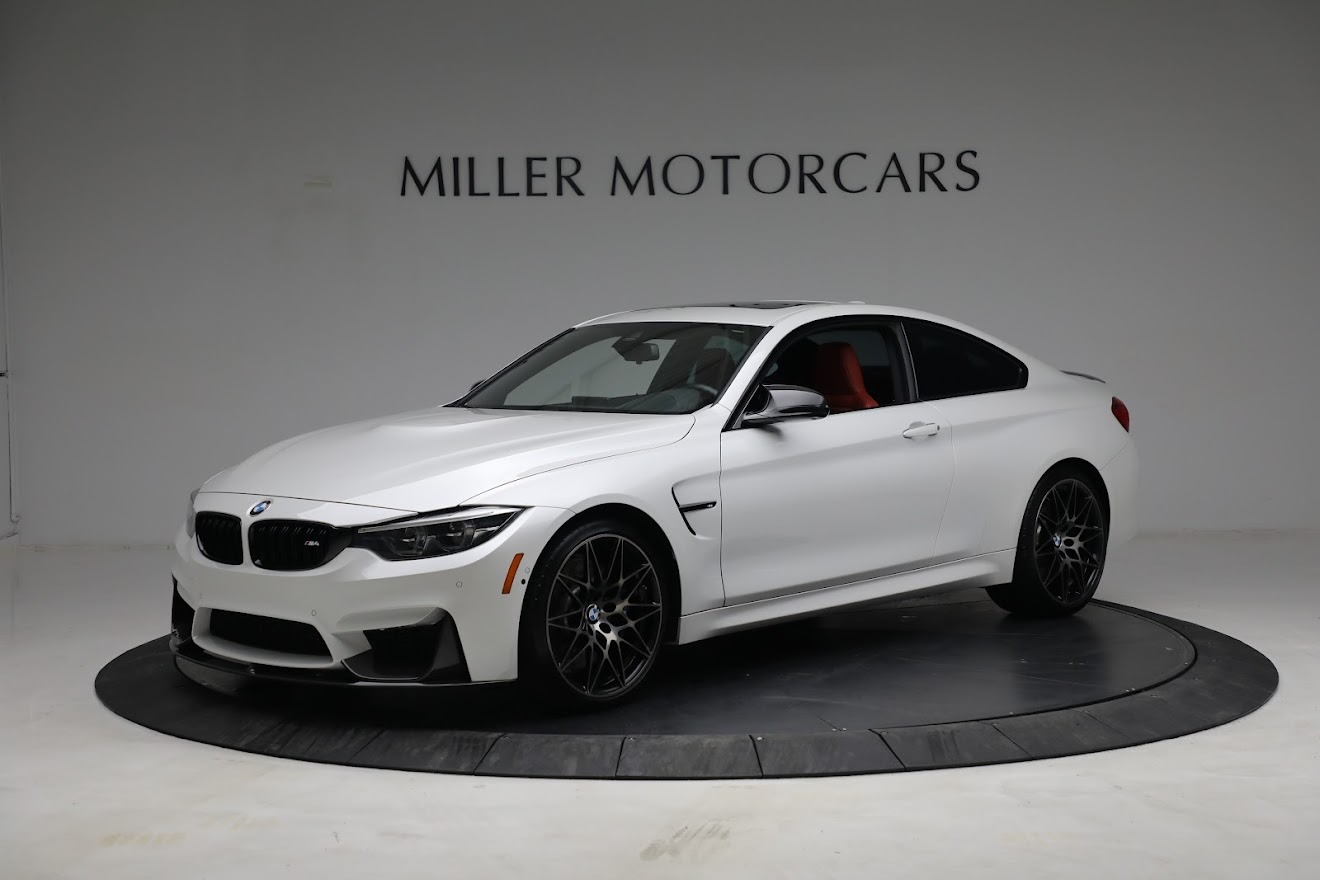 Used 2019 BMW M4 for sale $71,900 at Pagani of Greenwich in Greenwich CT 06830 1