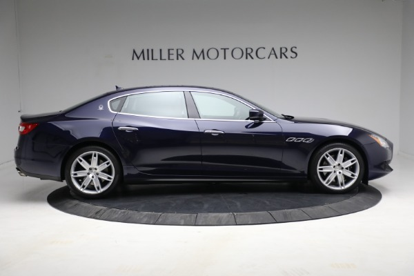 Used 2014 Maserati Quattroporte S Q4 for sale $42,900 at Pagani of Greenwich in Greenwich CT 06830 11