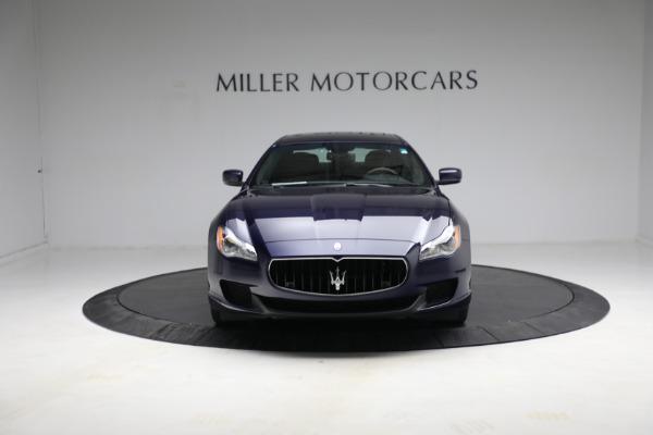 Used 2014 Maserati Quattroporte S Q4 for sale $42,900 at Pagani of Greenwich in Greenwich CT 06830 14