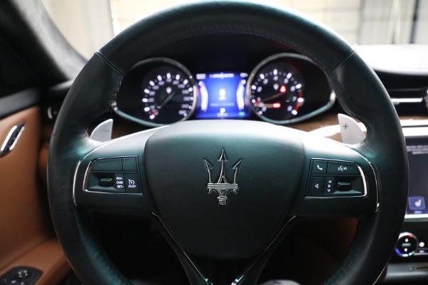 Used 2014 Maserati Quattroporte S Q4 for sale $42,900 at Pagani of Greenwich in Greenwich CT 06830 15