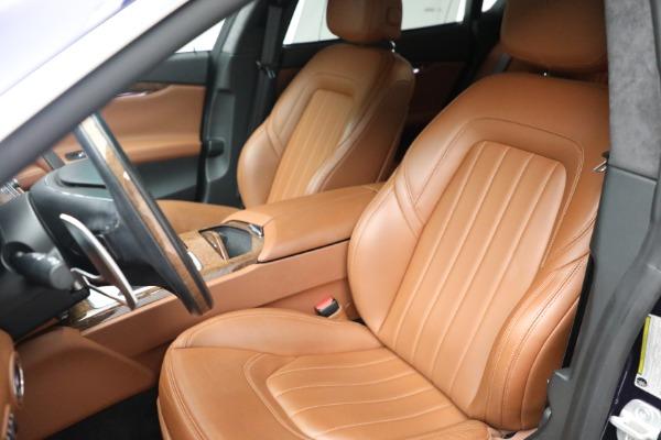 Used 2014 Maserati Quattroporte S Q4 for sale $42,900 at Pagani of Greenwich in Greenwich CT 06830 16