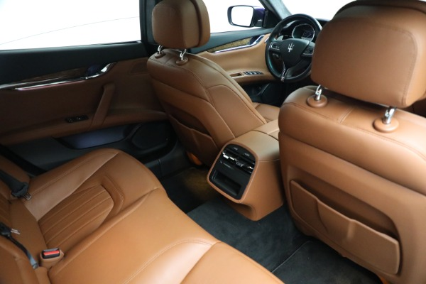 Used 2014 Maserati Quattroporte S Q4 for sale $42,900 at Pagani of Greenwich in Greenwich CT 06830 19