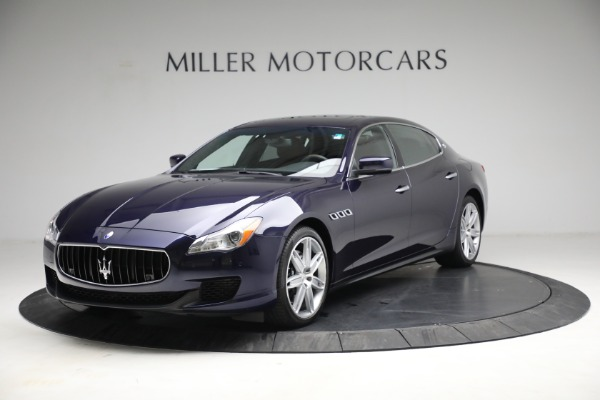 Used 2014 Maserati Quattroporte S Q4 for sale $42,900 at Pagani of Greenwich in Greenwich CT 06830 2