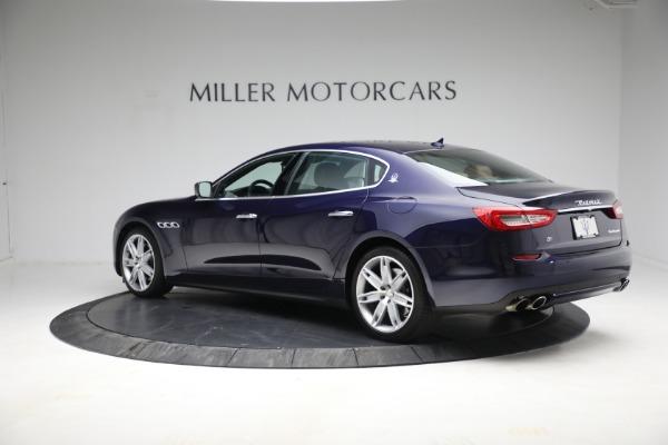 Used 2014 Maserati Quattroporte S Q4 for sale $42,900 at Pagani of Greenwich in Greenwich CT 06830 6
