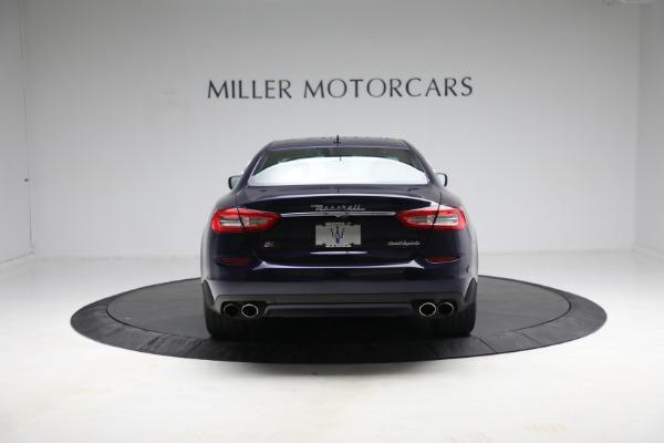 Used 2014 Maserati Quattroporte S Q4 for sale $42,900 at Pagani of Greenwich in Greenwich CT 06830 8