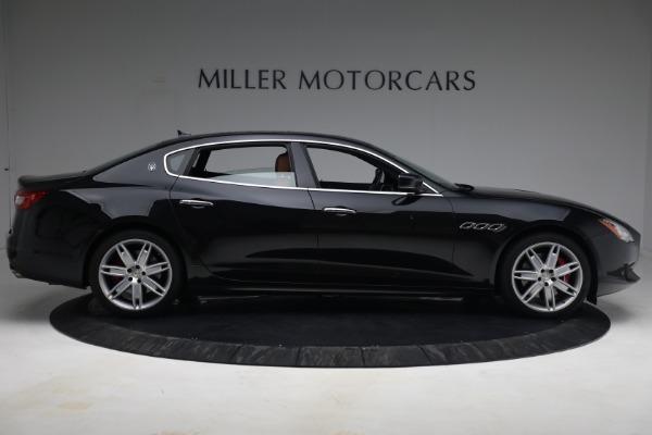 Used 2016 Maserati Quattroporte S Q4 for sale $46,900 at Pagani of Greenwich in Greenwich CT 06830 11