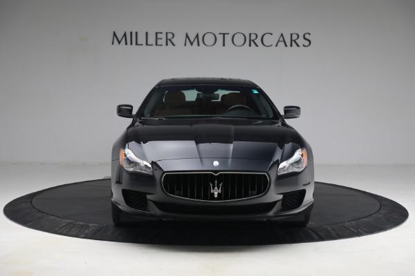 Used 2016 Maserati Quattroporte S Q4 for sale $46,900 at Pagani of Greenwich in Greenwich CT 06830 12