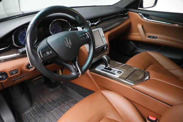 Used 2016 Maserati Quattroporte S Q4 for sale $46,900 at Pagani of Greenwich in Greenwich CT 06830 13
