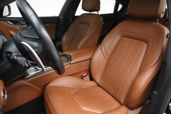 Used 2016 Maserati Quattroporte S Q4 for sale $46,900 at Pagani of Greenwich in Greenwich CT 06830 15