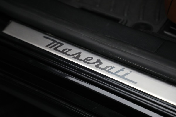 Used 2016 Maserati Quattroporte S Q4 for sale $46,900 at Pagani of Greenwich in Greenwich CT 06830 19