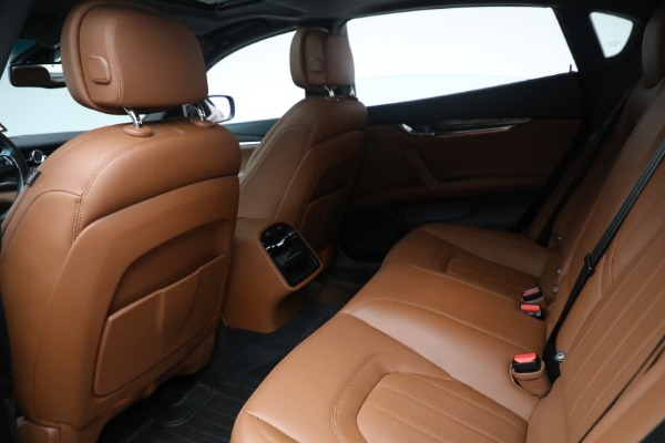 Used 2016 Maserati Quattroporte S Q4 for sale $46,900 at Pagani of Greenwich in Greenwich CT 06830 22