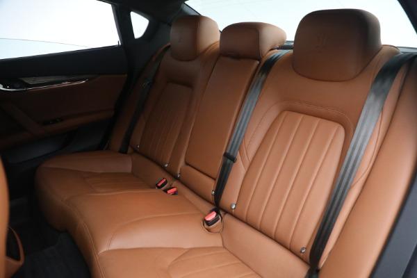 Used 2016 Maserati Quattroporte S Q4 for sale $46,900 at Pagani of Greenwich in Greenwich CT 06830 24