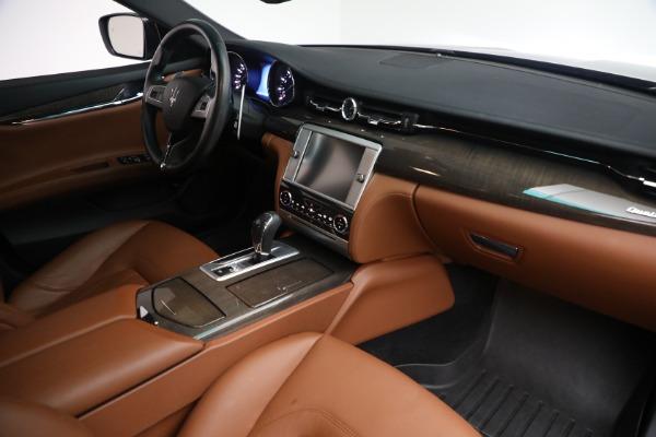 Used 2016 Maserati Quattroporte S Q4 for sale $46,900 at Pagani of Greenwich in Greenwich CT 06830 26