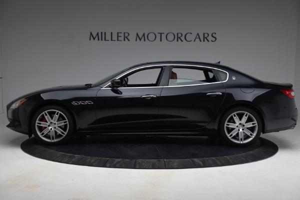 Used 2016 Maserati Quattroporte S Q4 for sale $46,900 at Pagani of Greenwich in Greenwich CT 06830 3