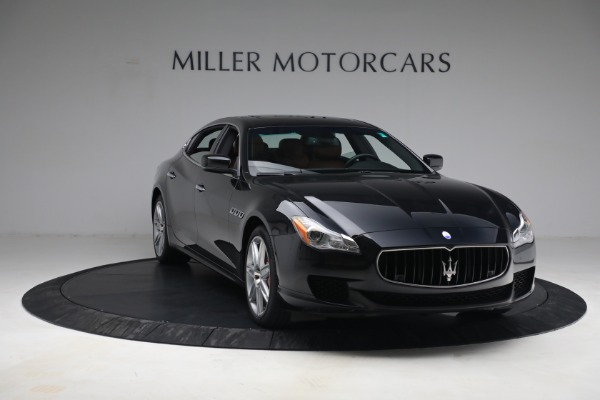 Used 2016 Maserati Quattroporte S Q4 for sale $46,900 at Pagani of Greenwich in Greenwich CT 06830 9