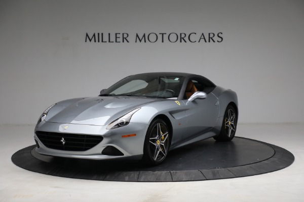 Used 2017 Ferrari California T for sale Sold at Pagani of Greenwich in Greenwich CT 06830 13