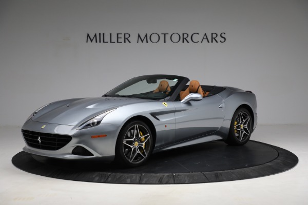 Used 2017 Ferrari California T for sale Sold at Pagani of Greenwich in Greenwich CT 06830 2