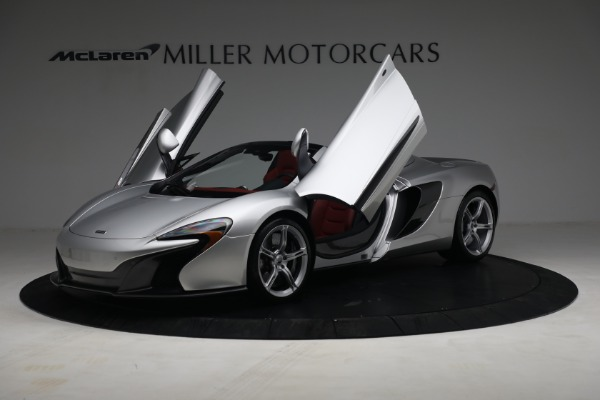 Used 2015 McLaren 650S Spider for sale $179,990 at Pagani of Greenwich in Greenwich CT 06830 13