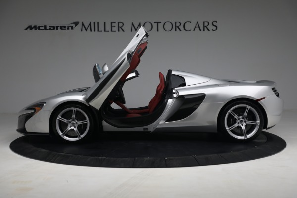Used 2015 McLaren 650S Spider for sale $179,990 at Pagani of Greenwich in Greenwich CT 06830 14
