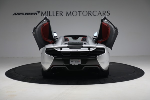 Used 2015 McLaren 650S Spider for sale $179,990 at Pagani of Greenwich in Greenwich CT 06830 16
