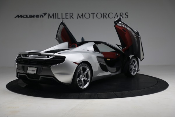 Used 2015 McLaren 650S Spider for sale $179,990 at Pagani of Greenwich in Greenwich CT 06830 17