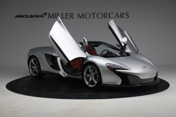 Used 2015 McLaren 650S Spider for sale $179,990 at Pagani of Greenwich in Greenwich CT 06830 19