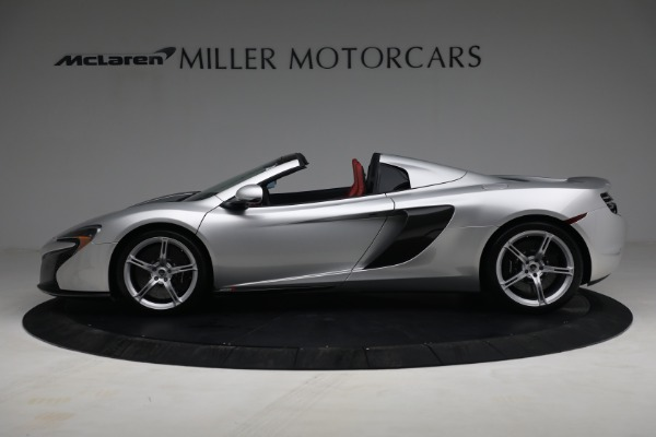 Used 2015 McLaren 650S Spider for sale $179,990 at Pagani of Greenwich in Greenwich CT 06830 2