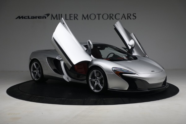 Used 2015 McLaren 650S Spider for sale $179,990 at Pagani of Greenwich in Greenwich CT 06830 20