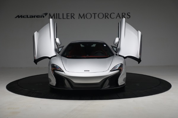 Used 2015 McLaren 650S Spider for sale $179,990 at Pagani of Greenwich in Greenwich CT 06830 21