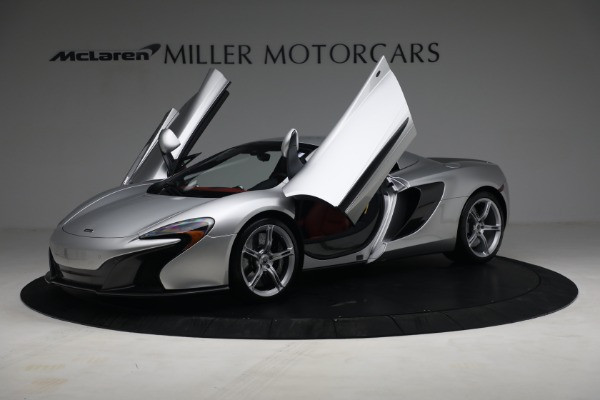Used 2015 McLaren 650S Spider for sale $179,990 at Pagani of Greenwich in Greenwich CT 06830 22