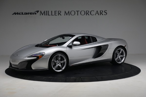 Used 2015 McLaren 650S Spider for sale $179,990 at Pagani of Greenwich in Greenwich CT 06830 26
