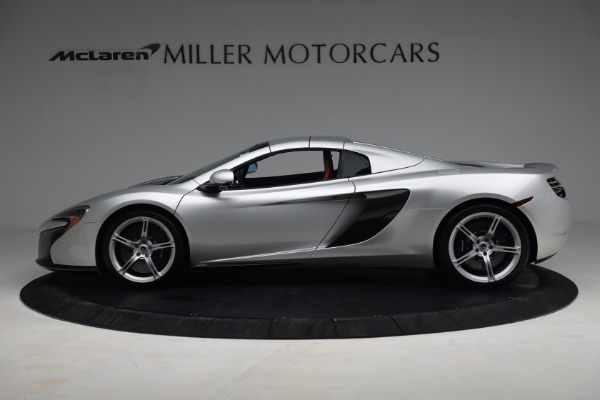 Used 2015 McLaren 650S Spider for sale $179,990 at Pagani of Greenwich in Greenwich CT 06830 27